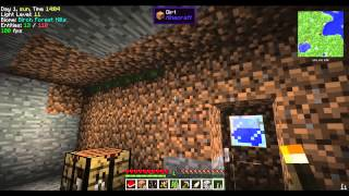 Let's Play Minecraft Unleashed 2.0 Mod Pack! - Episode 1