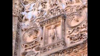 preview picture of video '2013 España   Castilla, Salamanca, Universidad, Université, Escuelas Menores, Etudes pré-univ'