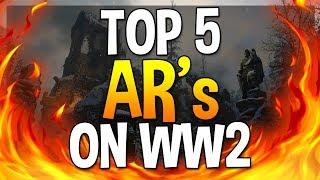 TOP 5 BEST ASSAULT RIFLES ON COD WW2 !! | BEST Assault Rifles On CoD WW2 !!