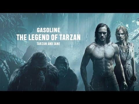 The Legend of Tarzan: Tarzan and Jane♥ Gasoline