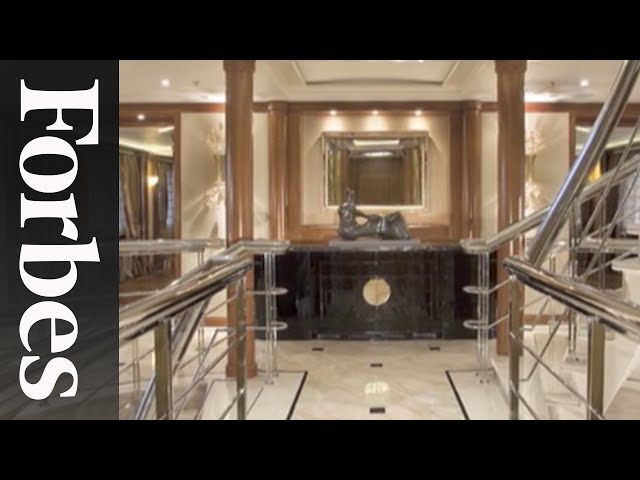 The Quarter Billion Dollar Yacht | Forbes