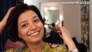 Wife sacrificed her hair for Husband's Success (Head Shave