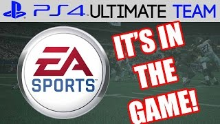 IT'S NOT YOU, IT'S EA!! - Madden 15 Ultimate Gameplay | MUT 15 PS4 Gameplay