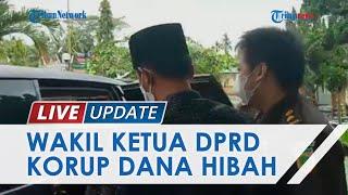 Jadi Tersangka seusai Diperiksa Kejari Lampung Timur, Wakil Ketua DPRD Ditahan terkait Dana Hibah