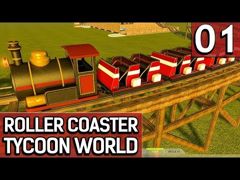 RollerCoaster Tycoon World Deluxe Edition [Steam CD Key] für