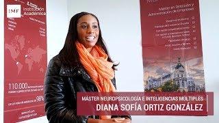 Opinion Master Neuropsicología: Diana Ortiz
