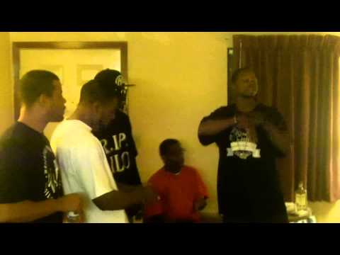 LIVE PROMO CYPHER (in KNOXVILLE) with MAC BLUE & Wrightful Productions