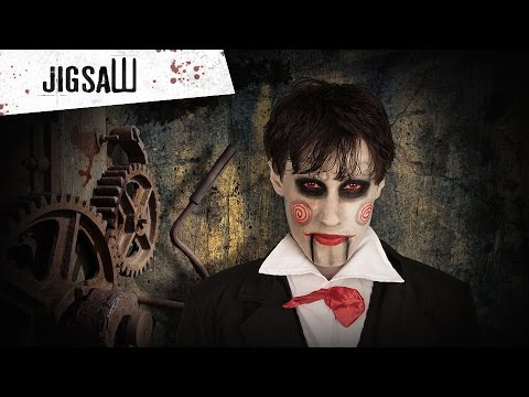 Tutoriel de maquillage de Saw pour Halloween