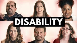 DISABILITY   How You See Me