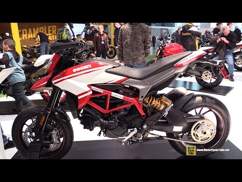 2015 Ducati Hypermotard SP - Walkaround - 2014 New York Motorcycle Show
