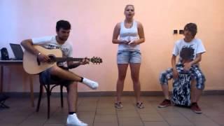 Akustické trio - V sieti ťa mám (cover)