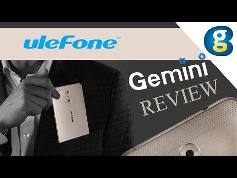 Ulefone Gemini Review by Geekbuying