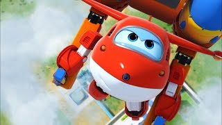 Супер Крылья - Все серии мультика про самолетики! Сборник - Мультфильмы для детей