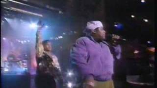 Chubb Rock (Arsenio Hall) - The Chubbster - circa 1991