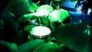 ROBB REINER 1997 DRUM ATTACK ~ ANVIL DRUM ASSAULT VIDEO