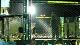 MMA Gladiator Challenge Russian Fighter Knockout At Casino Pauma 7/23/09