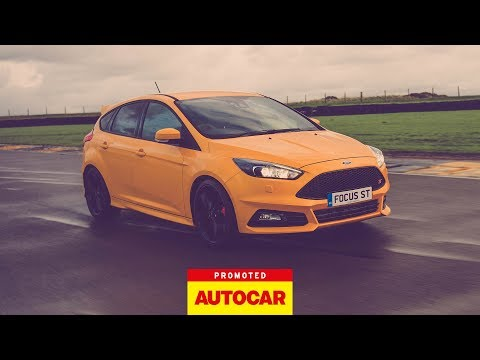 Promoted: Ford Focus ST – 7 Finest Features