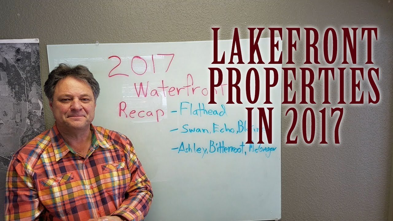 Lakefront Properties in 2017