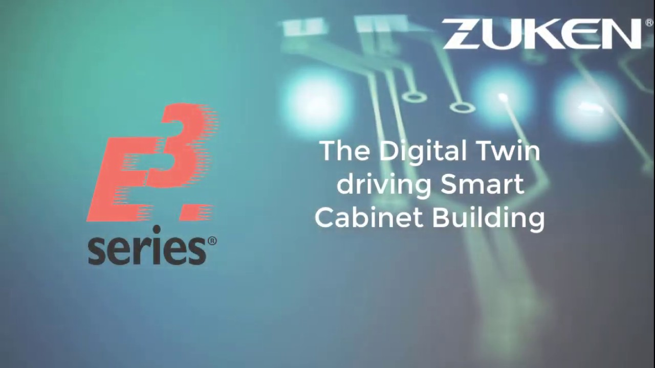 Providing the Digtital Twin for Smart Cabinet Building
