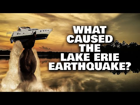 What Lives In The Lake? | The Lake Erie Earthquake | A Horror Story