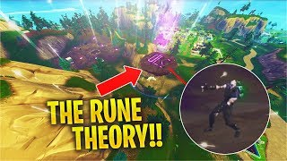 The Cube Runes Are MOVING! Dusty or Leaky Lake? (Fortnite)