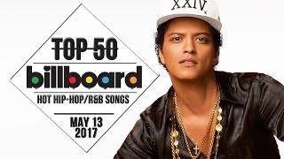 Top 50 • US Hip-Hop/R&B Songs • May 13, 2017 | Billboard-Charts