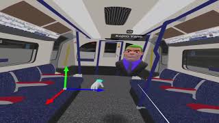 Virtual Reality English Learning and Cultural Exchange