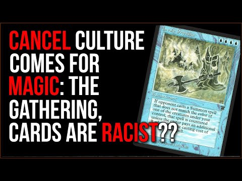 Invoke Prejudice MTG card.