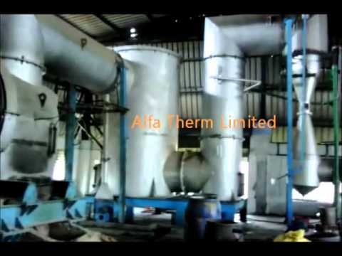 Rotary Kiln Incinerator (Wet Scrubbing Technology)