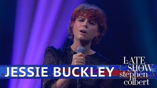 Jessie Buckley Performs Glasgow