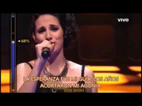 ELEGIDOS subtitulados- La extraña dama por Diana Amarilla. #Elegidos