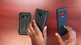 Samsung Galaxy Note 9 Unicorn Beetle Case Review