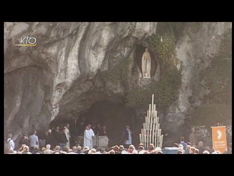 Chapelet à Lourdes du 17 octobre 2019