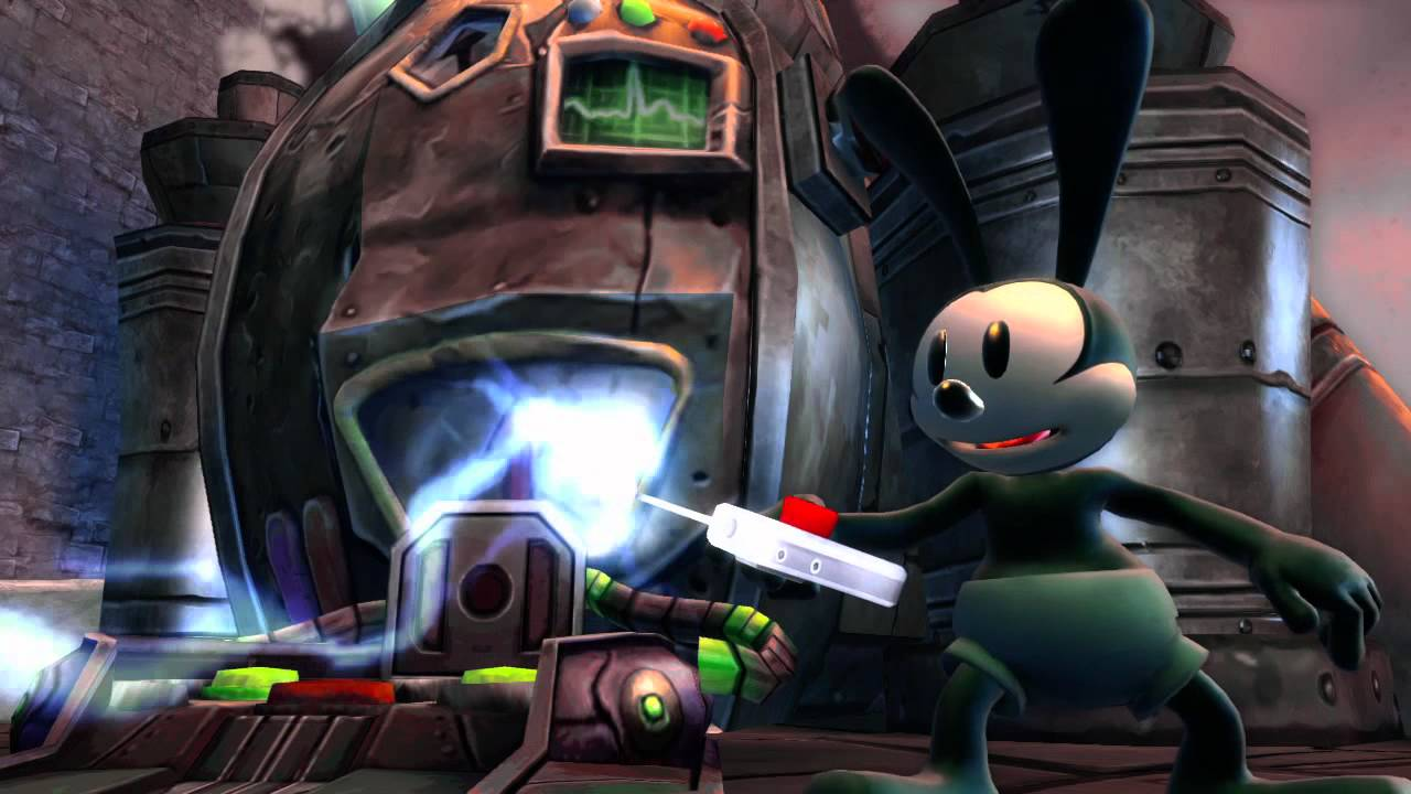 Epic Mickey 2: Warren Spector Explains the Power of Two