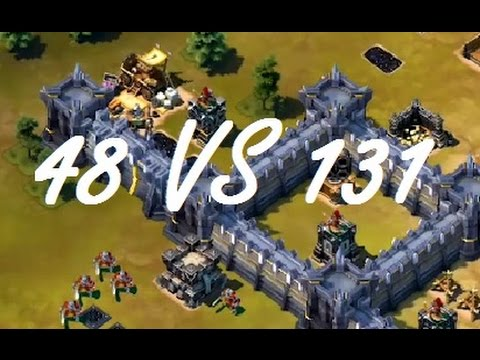 Siegefall: Beating a Level 131 (48 vs 131)