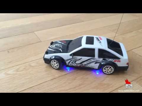 Toyota Levin AE86 RC Drifting and Racing Mode Demo
