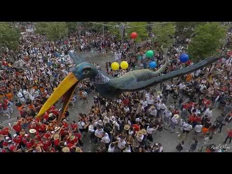 Txupinazo fiestas de Amurrio 2019 Lunes 12 de agosto Amurrio (Álava)