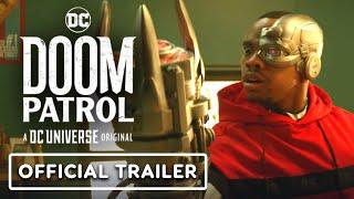 Doom Patrol: Season 2 - Official Trailer (HBO Max)