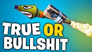 C4 an Rakete heften ► True or Bullshit Ep. 7