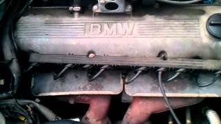 BMW 325i E30 Engine Noise