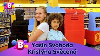 14. Yasin Svoboda a Kristýna Svěcená - dejte jim hlas