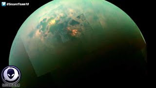 Mysterious Activity On Saturn