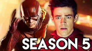 The Flash Season 5 Footage Leak - New Villain Scene Breakdown