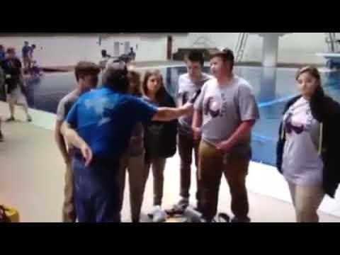 Video: D-B EXCEL underwater robotics team