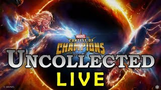 6* Opening + Uncollected 100% - Battlerealm: Under Siege | Marvel Contest of Champions Live Stream