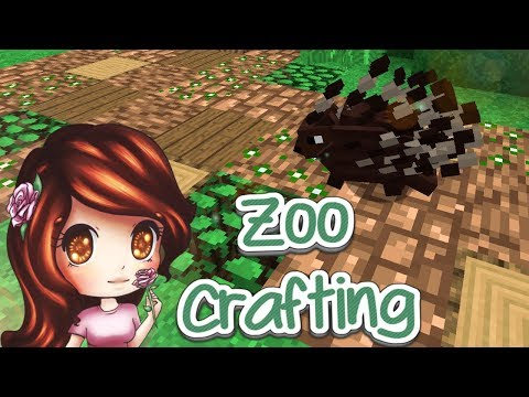 Pokey Surprise | Zoo Crafting | Ep. 145 [Modded Minecraft]