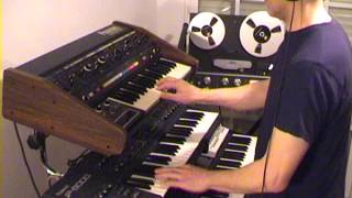 """DX5 playing Depeche Mode """"Any Second Now"""" (Instrumental)"""