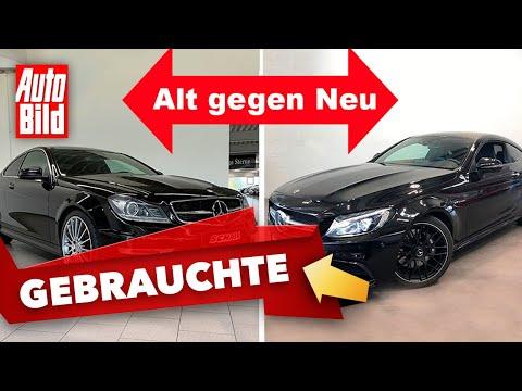 Mercedes C 63 AMG Coupé (2020): gebraucht - Preis - Vergleich