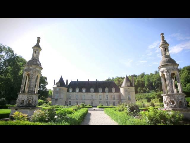 Le chateau de Bussy Rabutin