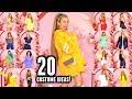 20 Last-Minute Thrifted & Cheap DIY Halloween Costume Ideas